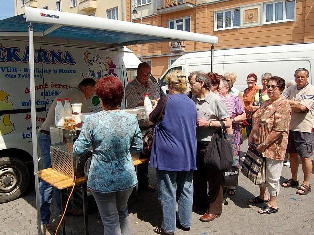 Farmářské trhy v Karlových Varech