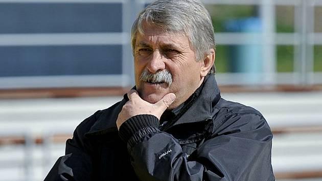 Jacek Přibáň, předseda SKP Union Cheb a místopředseda Českého atletického svazu.