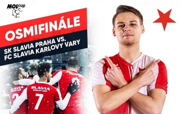 Rostislav Vokáč, záložník FC Slavia Karlovy Vary.