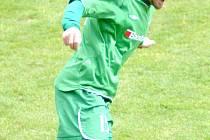 Marián Geňo přispěl k výhře svého týmu hattrickem.