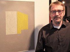 MALÍŘ A GRAFIK Jan Pelc vystavuje svá díla v Galerii u Vavřince. Výběr z jeho tvorby  můžete vidět do 6. března.