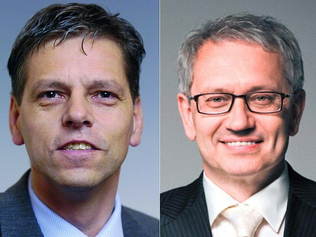 Postupují do druhého kola senátních voleb. Jan Horník a Josef Pavel.