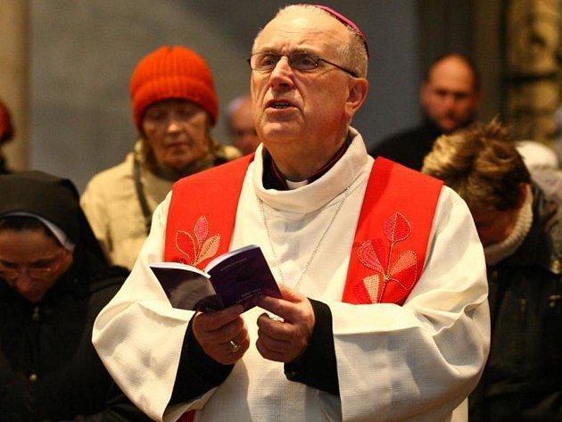 František Radkovský, biskup plzeňský