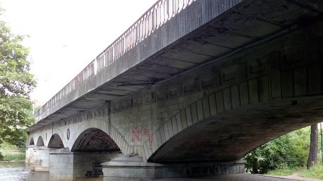 Po otevření Doubského mostu začne oprava mostu Kpt. Jaroše