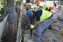 Zdi v lázních se sypou, jejich opravy vyjdou na dvě miliardy