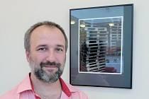 Matěj Rak představil souborem dvanácti klasických fotografií.