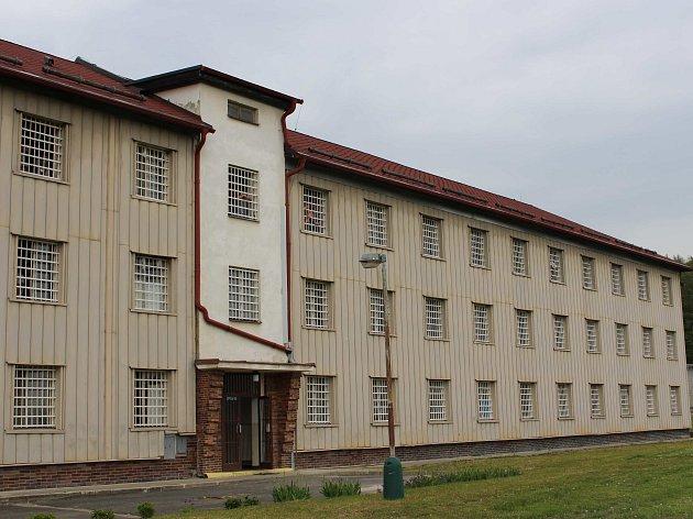 NOVÉ ODDĚLENÍ OSTROVSKÉ VĚZNICE s kapacitou 44 lůžek pro odsouzené v Ostrově - Vykmanově.