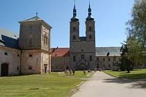 Tepelský klášter.