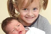 Maruška Strečanská z Karlových Varů se narodila 14. 11. 2011