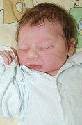 Matýsek Řimnáč z Karlových Varů se narodil 29. 9. 2011