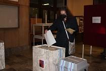 Volby na Karlovarsku.