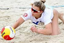 Český pohár juniorek v beachvolejbale hostilo po tři dny pod taktovkou VK Karlovy Vary lázeňské město.