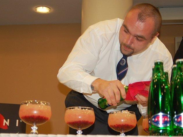 Achim Šipl, finalista a stříbrný medailista Mattoni Grand Drink z roku 2000.