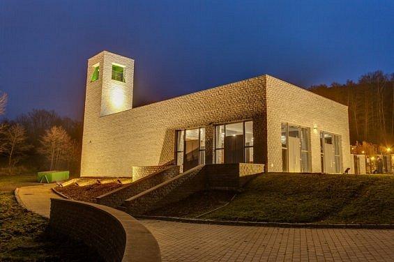 Čestné uznání za architektonickou hodnotu realizace stavby získala Kaple – hřbitov Březová.