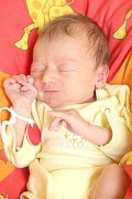 Verunka Sychravová z Karlových Varů se narodila 5. 9. 2011