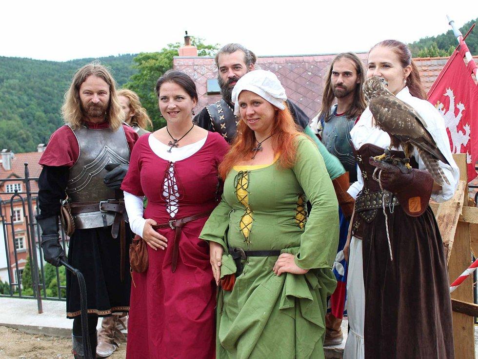 """""""Purkrabí Půta by se divil,"""" znělo v nadsázce z hradu Loket"""