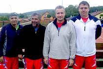 Vítěz 5. ročníku Kunzbau Cupu - Brába Team.