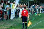 MOL Cup: 1.FC K. Vary - MAS Táborsko 2:6 (1:3).