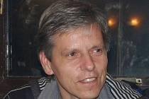 Jan Horník, starosta obce Boží Dar.