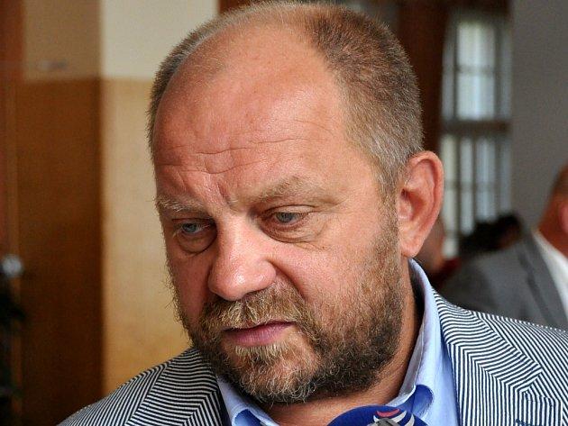 Karlovarský zastupitel Jiří Kotek.