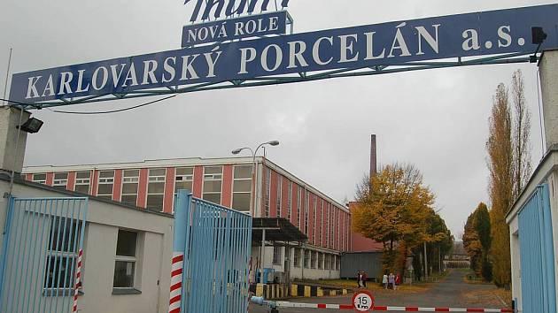 Jednání hejtmana Josefa Novotného se týkalo i situace v Karlovarském porcelánu. Podle něj by se měla výroba obnovit 26. ledna.