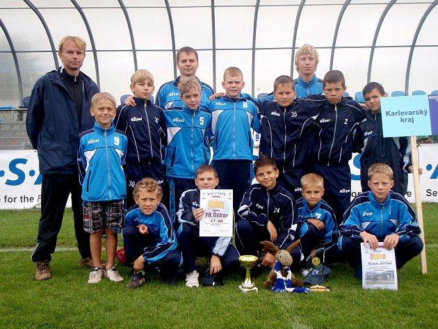 FK Ostrov - mládež