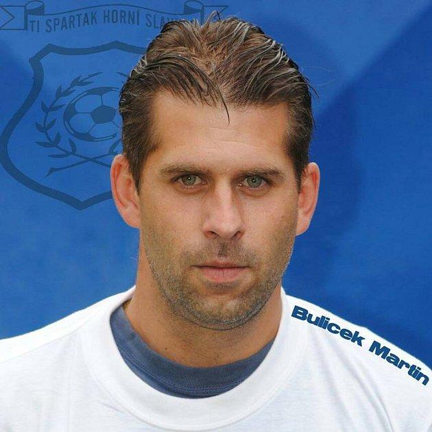 Trenér Martin Bulíček.