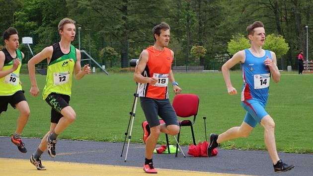 Atletika v kraji odstartovala novou sezonu, třemi závody.