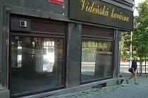 Vídeňská kavárna v Rybářích je už pouhou vzpomínkou.