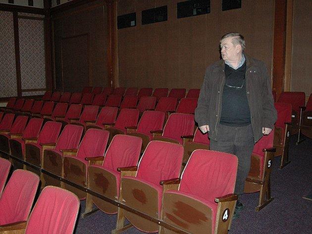 Kino v Kyselce je nadále v provozu. I ono nemá tolik návštěvníků, kolik by potřebovalo.