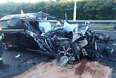 Tragická nehoda na průtahu Karlovými Vary