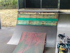 Skatepark chátrá. Kdy jej otevřete, ptají se města naštvaní sportovci