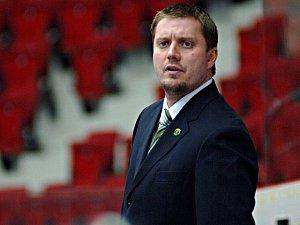 Trenér Tomáš Mariška