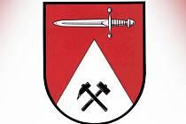 Znak obce Jenišova.