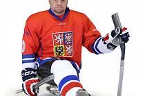 Na turnaji se představil i kapitán SKV Sharks Karlovy Vary Jiří Berger.