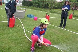 Hra Plamen řádně prověří znalosti mladých hasičů