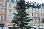Začátek adventního období v Karlových Varech