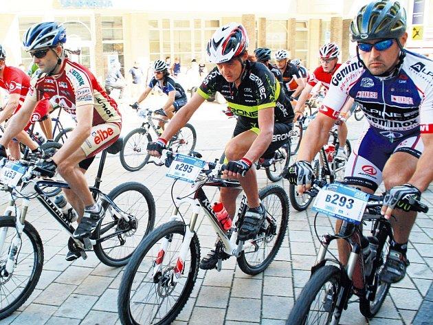 Karlovarský AM bikemaraton.