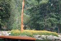 Botanická zahrada v Bečově znovu září.