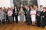 Ocenění pedagogičtí pracovníci z Karlovarského kraje