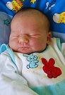 Románek Gareis z Chodova se narodil 20. 11. 2012