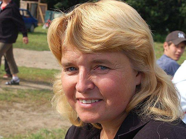 Helena Lahodná, jezdecký klub Pegas Děpoltovice