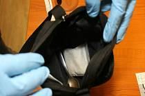 Drogy, které policie objevila