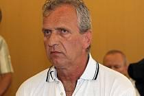 Řidič Pavel Krbec před soudem.