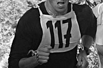 Honza Kubíček získal titul v duatlonu.