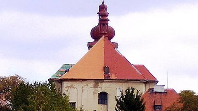 Kostel v Sedleci.