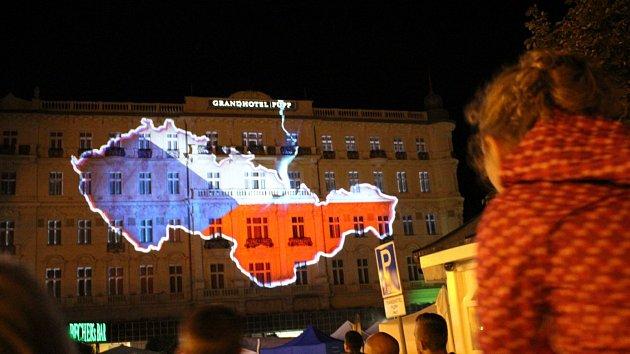 Festival světel VaryZáří
