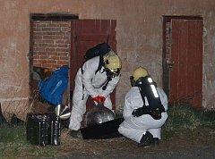 Likvidace kyseliny mravenčí v Kolové na Karlovarsku