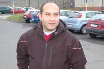 Martin Barkóci nastupuje trest.