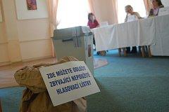 Druhé kolo prezidentské volby na Karlovarsku